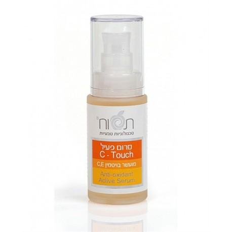 Vitamin C Serrum Tapuach, 30 ml / Сыворотка для кожи вокруг глаз с витамином С Тапуах, 30 мл