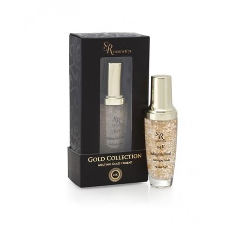 Melting Gold Thread SR Cosmetics, 50 ml / Сыворотка с эффектом золотых нитей ЭсЭр Косметикс, 50 мл
