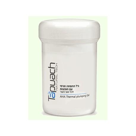 AHA Thermal plumping Gel Tapuach, 250 ml / Термогель для чистки лица для всех типов кожи Тапуах, 250 мл