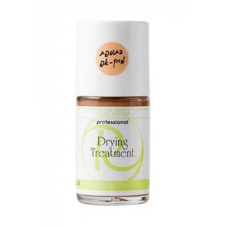 Drying Treatment & Make-Up Renew, 30 ml / Тональное подсушивающее средство для жирной кожи Ренью, 30 мл