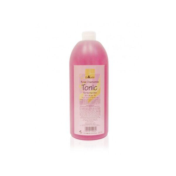 Rose Chamomile Tonic For Normal Skin Dr. Kadir, 1000 ml / Тоник с экстрактами розы и ромашки для нормальной кожи Доктор Кадир, 1000 мл