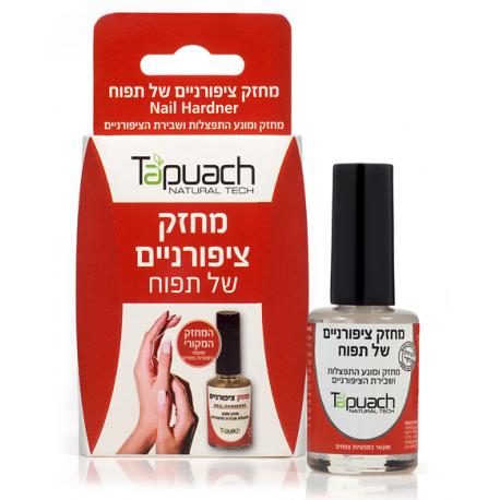 Strengthener Tapuach, 13 ml / Укрепляющее средство для ногтей Тапуах, 13 мл