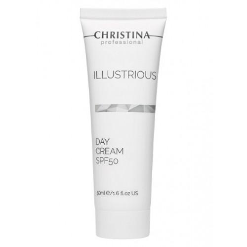 Illustrious Day Cream SPF 50 Christina, 50 ml / Дневной крем SPF 50 Кристина, 50 мл