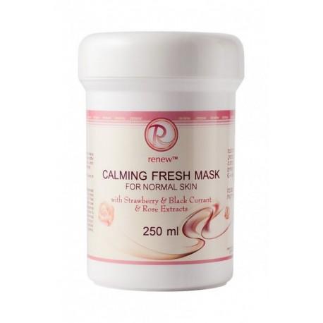 Calming Fresh Mask for normal skin Renew, 250 ml / Успокаивающая маска для нормальной кожи Ренью, 250 мл
