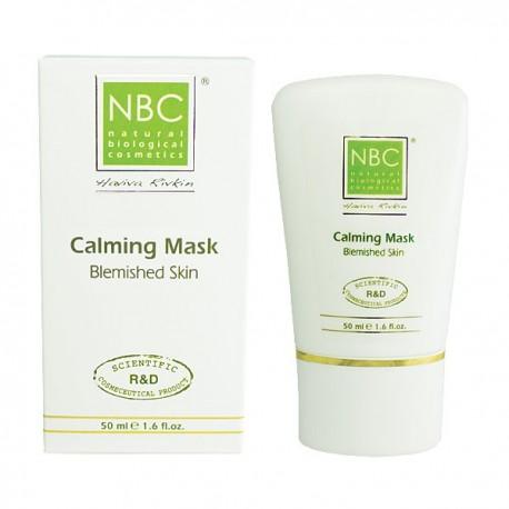Calming Mask Blemished Skin NBC Haviva Rivkin, 50 ml / Успокаивающая маска для проблемной кожи Хавива Ривкин, 50 мл