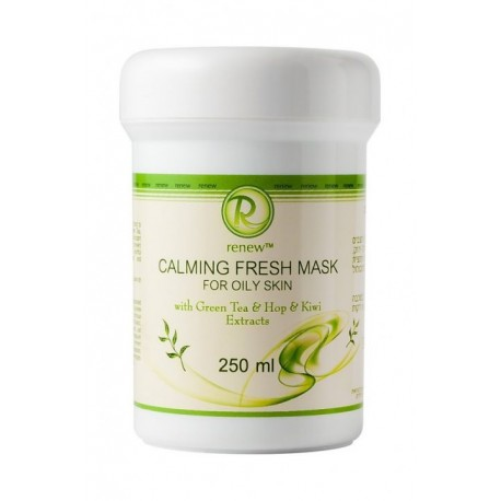 Calming Fresh Mask for oily skin Renew, 250 ml / Успокаивающая маска для жирной кожи Ренью, 250 мл