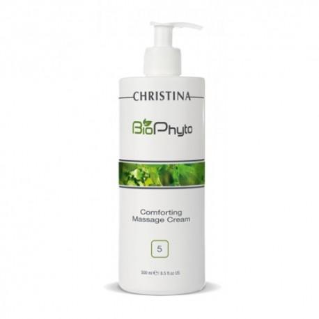Comforting Massage Cream (Step 5) Christina, 500 ml / Успокаивающий массажный крем (Шаг 5) Кристина, 500 мл