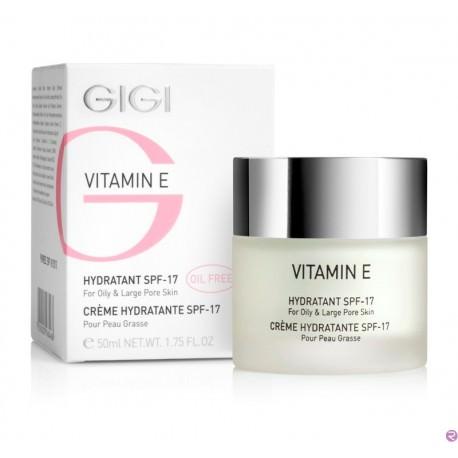 Ve Hydratant For Oily&Large Pore Skin Spf 17 GIGI, 250 ml / Увлажнитель для жирной кожи ДжиДжи, 250 мл
