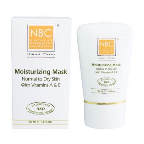 Moisturizing Mask with Vitamin A and E NBC Haviva Rivkin, 250 ml / Увлажняющая маска с витаминами А и Е Хавива Ривкин, 250 мл