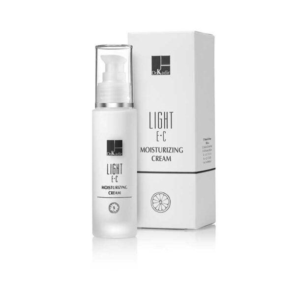 Light E+C Moisturizing Cream Dr. Kadir, 50 ml / Увлажняющий крем c витаминами Е+С Доктор Кадир, 50 мл