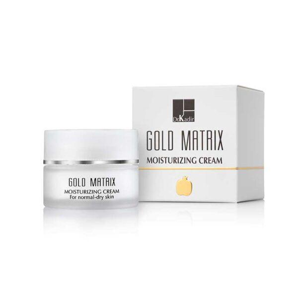 Matrix Moisturizing Cream For Normal / Увлажняющий крем для нормальной и сухой кожи Доктор Кадир, 250 мл