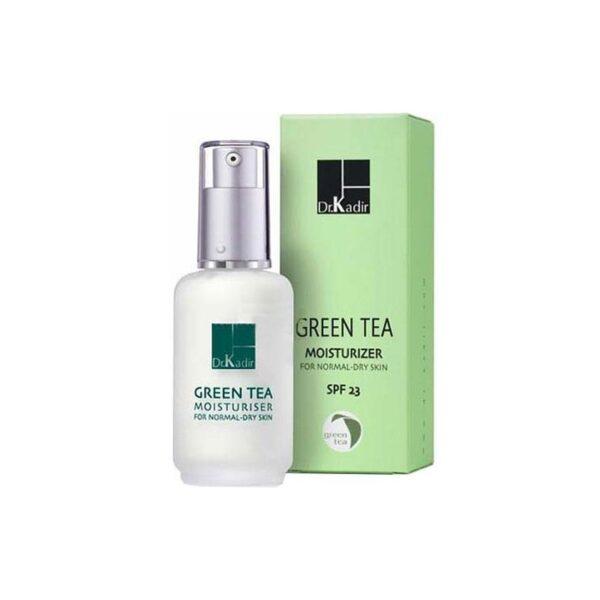 Geen Tea Moisturizer for dry skin Dr. Kadir, 50 ml / Увлажняющий крем для нормальной - сухой кожи Доктор Кадир, 50 мл