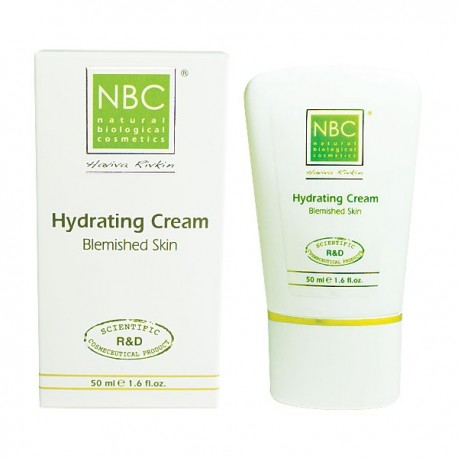 Hydrating Cream for Blemished Skin NBC Haviva Rivkin, 250 ml / Увлажняющий крем для проблемной кожи (акне) Хавива Ривкин, 250 мл