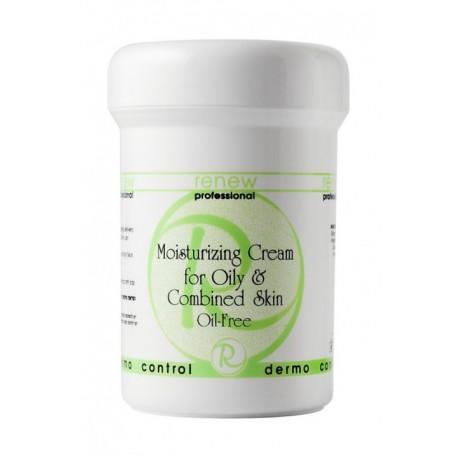 Moisturizing Cream for Oily & Combination Skin, Oil-Free Renew, 250 ml / Увлажняющий крем для жирной и комбинированной кожи Ренью, 250 мл