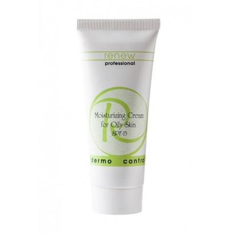 Moisturizing Cream for Oily & Problem Skin SPF-15 Renew, 70 ml / Увлажняющий крем для жирной и проблемной кожи SPF-15 Ренью, 70 мл
