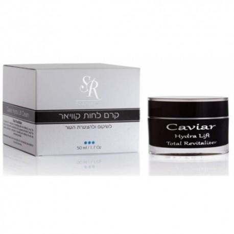 Caviar Hydra Lift Total Revitalizer SR Cosmetics, 50 ml / Увлажняющий крем с экстрактом чёрной икры ЭсЭр Косметикс, 50 мл