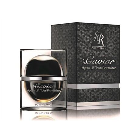 Hydra Lift Total Revitalizer SR Cosmetics, 50 ml / Увлажняющий крем с экстрактом чёрной икры ЭсЭр Косметикс, 50 мл