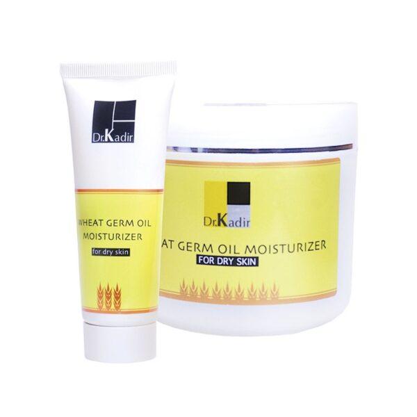 Wheat Germ Oil Moisturizer For Dry Skin Dr. Kadir, 250 ml / Увлажняющий крем с маслом зародышей пшеницы для сухой кожи Доктор Кадир, 250 мл