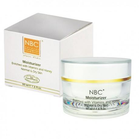 Moisturizer For Normal and Dry Skin NBC Haviva Rivkin, 250 ml / Увлажняющий крем с витаминами и медом Хавива Ривкин, 250 мл