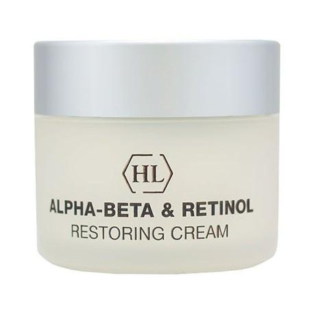 Alpha-beta & Retinol Restoring Cream Holy Land, 50 ml / Восстанавливающий крем Холи Лэнд, 50 мл