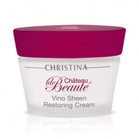 "Vino Sheen restoring Cream Christina, 50 ml / Восстанавливающий крем ""Великолепие"" Кристина, 50 мл"