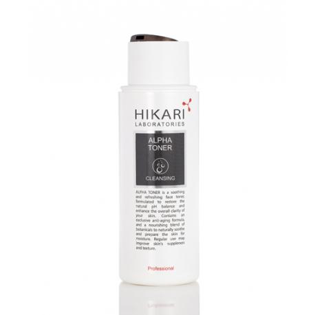 Alpha Toner Hikari, 500 ml / Восстанавливающий тоникХикари, 500 мл