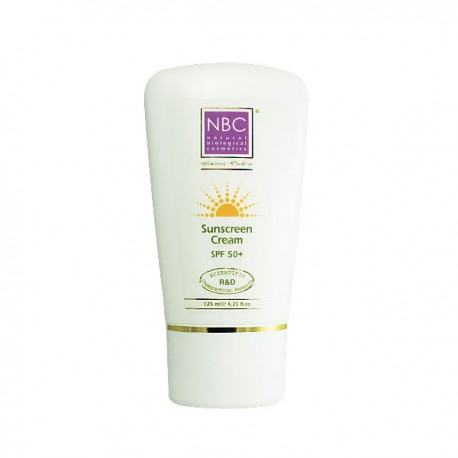 Sunscreen Cream NBC Haviva Rivkin, 125 ml / Защитный крем от солнца SPF 50 Хавива Ривкин, 125 мл