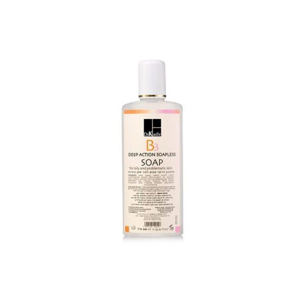 Deep Action Soapless Soap Dr. Kadir, 1000 ml / Жидкое мыло глубокого действия Доктор Кадир, 1000 мл