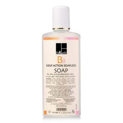 Deep Action Soapless Soap Dr. Kadir, 250 ml / Жидкое мыло глубокого действия Доктор Кадир, 250 мл