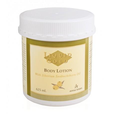 Body Lotion Anna Lotan, 625 ml / Жидкое золото лосьон для тела Анна Лотан, 625 мл