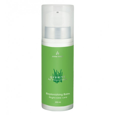 Greens Replenishing Balm Anna Lotan, 200 ml / Жирный ночной крем Анна Лотан, 200 мл
