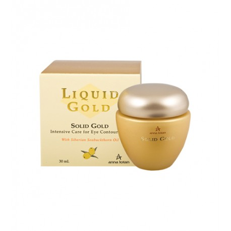 Solid Gold Anna Lotan, 30 ml / Золотое масло Анна Лотан, 30 мл